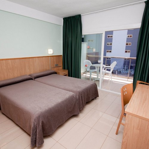 Double room Perla Hotel