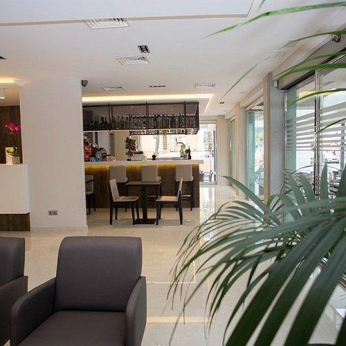 bar1 Perla Hotel
