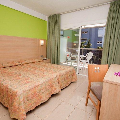 Double room Perla Hotel