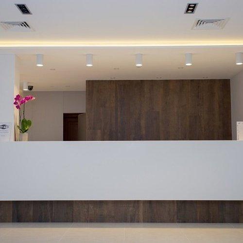 recepcion Perla Hotel