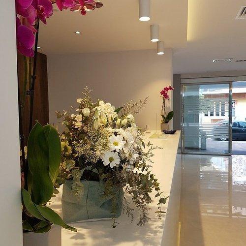 recepcion5 Perla Hotel