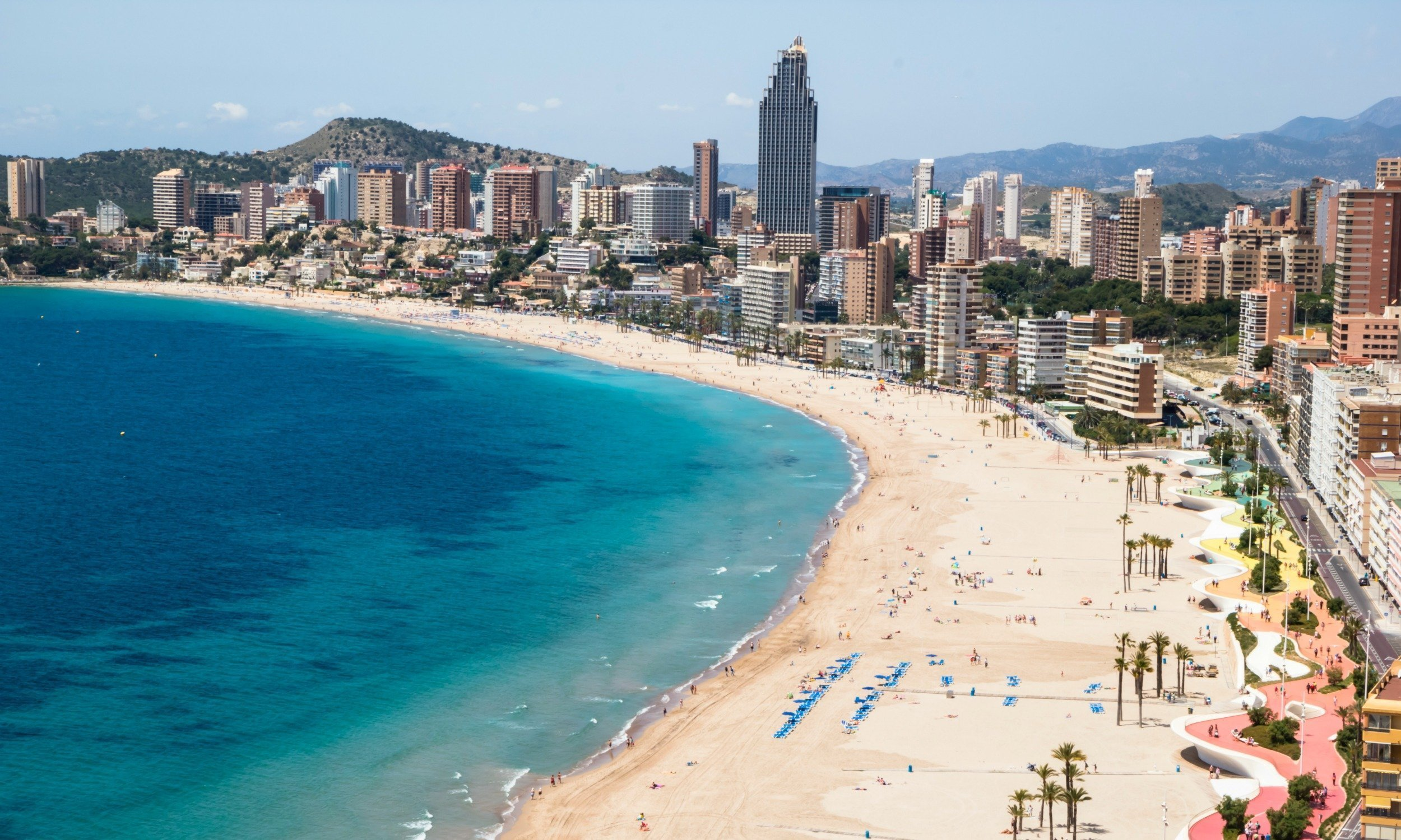Star Hotels In Benidorm